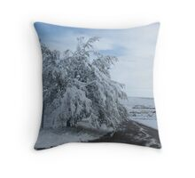 Bearing Weight Throw Pillow