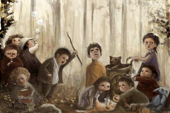 Children by MrLone