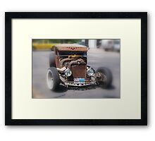 A Munster Ride Framed Print