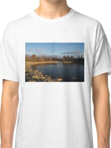 Early Morning Breeze - Lake Ontario, Toronto, Canada Classic T-Shirt