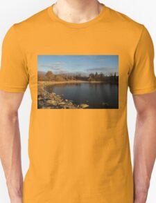 Early Morning Breeze - Lake Ontario, Toronto, Canada T-Shirt