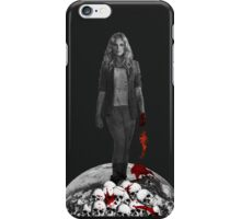 Clarke Griffin - Ruler of earth iPhone Case/Skin