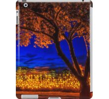 Lucy Moves the Night iPad Case/Skin