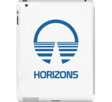 Horizons iPad Case/Skin