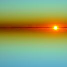 Golden Horizon by Sarah Donoghue