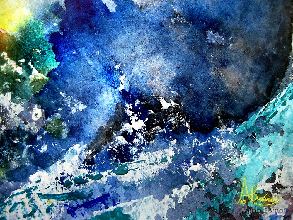 Rough and Ready by Angela  Burman