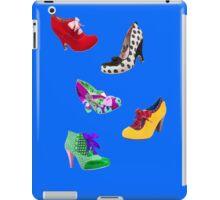 Shoes, shoes, shoes iPad Case/Skin
