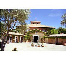 Viansa Winery & Italian Marketplace Photographic Print