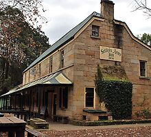 The Settlers Arms Inn by Terry Everson