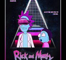 Rick and Morty - Nitro Overdrive by Craig McNaughton