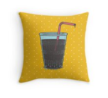 That cold delicious Throw Pillow