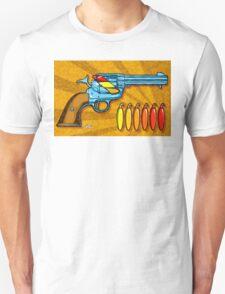 Chili POW POW!! ( Naranja ) Unisex T-Shirt