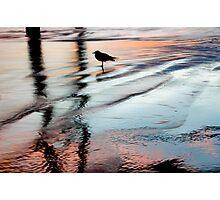 Sunset Beach 104 Photographic Print
