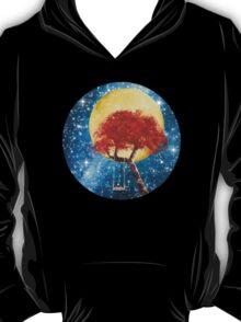 Swing Under a Golden Moon T-Shirt