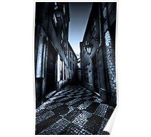 Alley of broken hearts challenge Poster