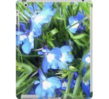 Lobelia iPad Case/Skin