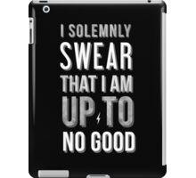 Harry Potter Solemnly Swear iPad Case/Skin