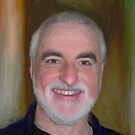 My portrait by M.J. Alhabeeb by Blake McArthur
