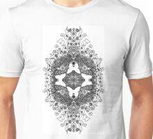 Butterfly Topiary Unisex T-Shirt