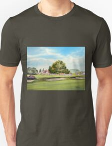 Sunningdale Golf Club 18th Green and Clubhouse T-Shirt