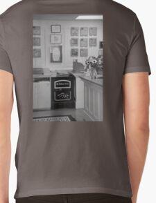 St. Helena Star.... Safe Mens V-Neck T-Shirt