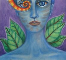 'Chameleon' by Thea T