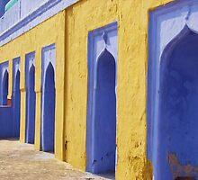 mosque in bundi by jerra