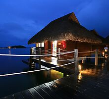 Tahiti Vacation Bungalow by mikebless