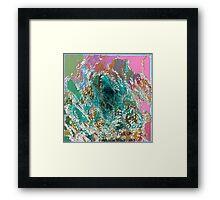 ( FOUL UP )   ERIC WHITEMAN ART  Framed Print