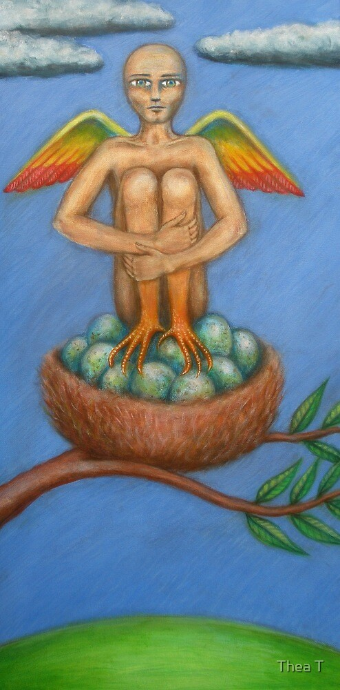 'Nesting' by Thea T