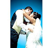 "Wedding of Anthony and Sandra ""Presenting Mr & Mrs"" Photographic Print"