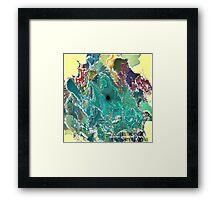 (  CELEESTIAL OVEN )  ERIC WHITEMAN  ART   Framed Print