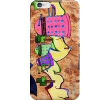 City Park - walking the humans iPhone Case/Skin