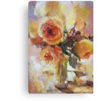 Wild rose.....「kagayaki」 Canvas Print