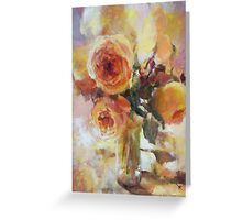 Wild rose.....「kagayaki」 Greeting Card