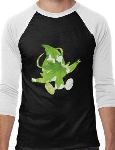 Celebi used leaf storm Men's Baseball ¾ T-Shirt