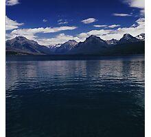 Lake McDonald, Glacier N.P., Montana Photographic Print