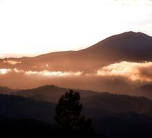 Sunset Clouds by lorib