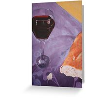 The Sacrament Greeting Card
