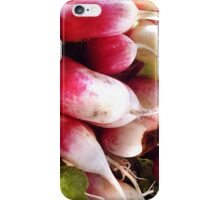Radishes iPhone Case/Skin