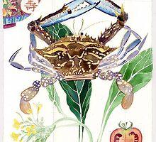 crab soup by Gabby Malpas