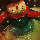 Holiday Greetings 1 by Lorren Hix