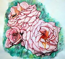 Mrs Connies Roses No 1 by eruthart
