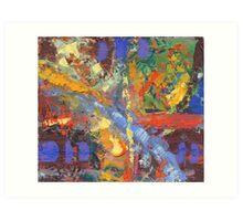 Bonnard in Hiding Art Print
