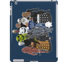 Doctor Who- Monsters Are Real iPad Case/Skin