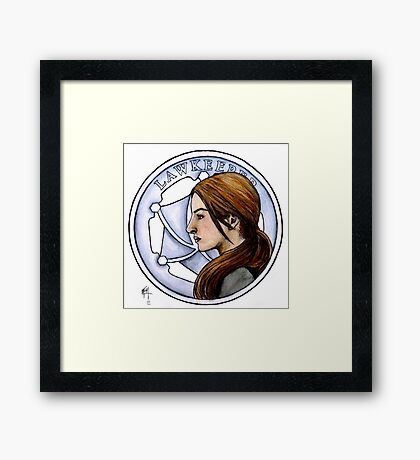 The New Lawkeeper  Framed Print