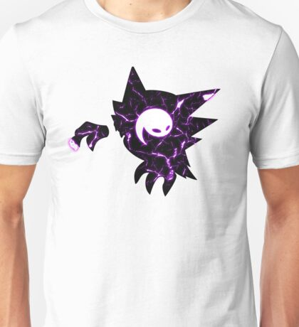 Pokemon Haunter ghost fracture Unisex T-Shirt