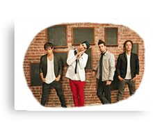Marianas trench design #2 Canvas Print