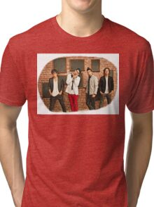 Marianas trench design #2 Tri-blend T-Shirt