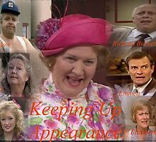 Keeping Up Appearances Montage by Matty B. Duran